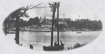 Regatta at Port Carling, Aug 5, 1907